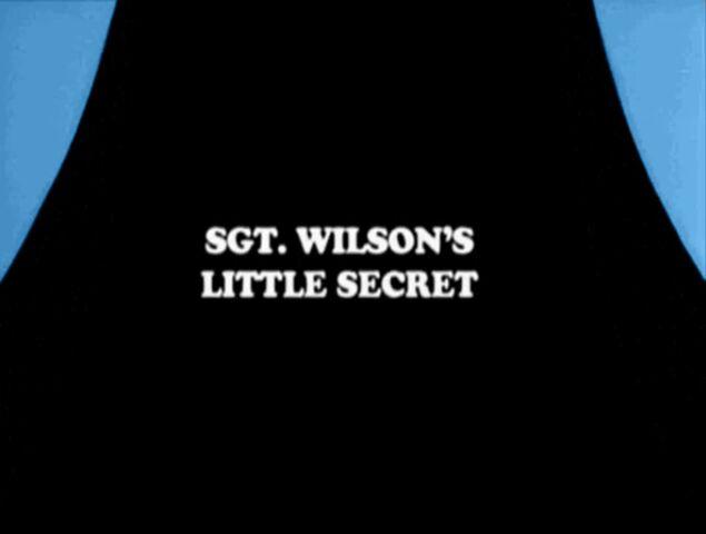 File:Sgt. Wilson's Little Secret (Colour).jpg