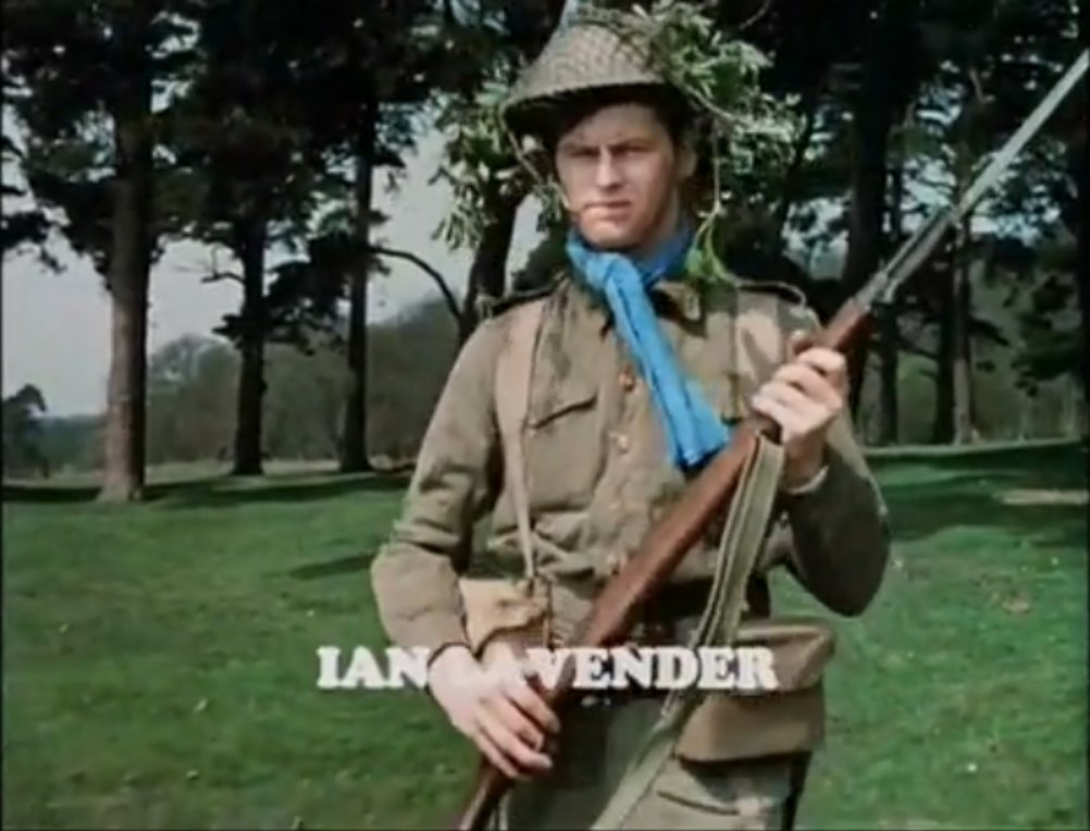 Image result for DAD'S ARMY - ian lavender
