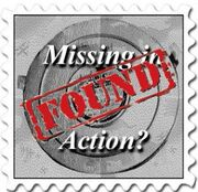 Missing In Action Stap Found