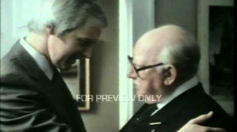 Barclays Bank Commercial - Dad's Army - Arthur Lowe - Ian Lavender