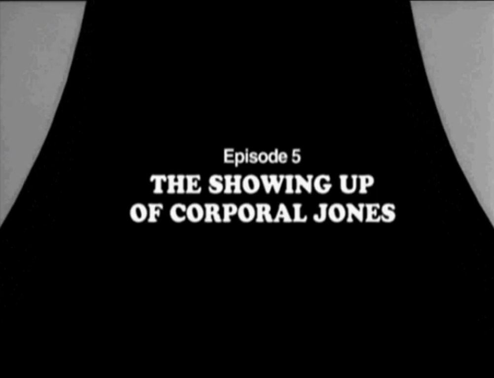 8d2f7fbc The Showing Up of Corporal Jones   Dad's Army Wiki   FANDOM powered ...