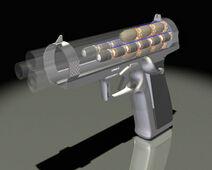 Metal Storm 9mm Handgun1b