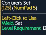 Conjurer's Set