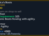 Diabolica's Boots