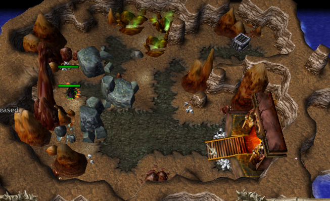 Ghost Dragon Acquiring Area