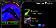 Nether drake
