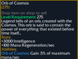 Orb of Cosmos