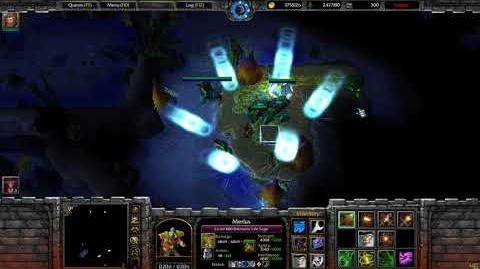 Warcraft III - Daemonic Sword ORPG - Water Temple