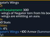 Nagator's Wings
