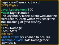 LegendaryDaemonicSword