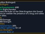 Excalibur (Reforged)