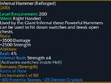Infernal Hammer (reforged)