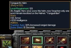 Vanguards Helm 6.09