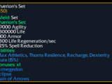 Thaerion's Set