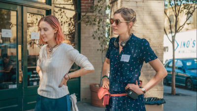 'Lady Bird' Director Greta Gerwig Shut Out At BAFTAs