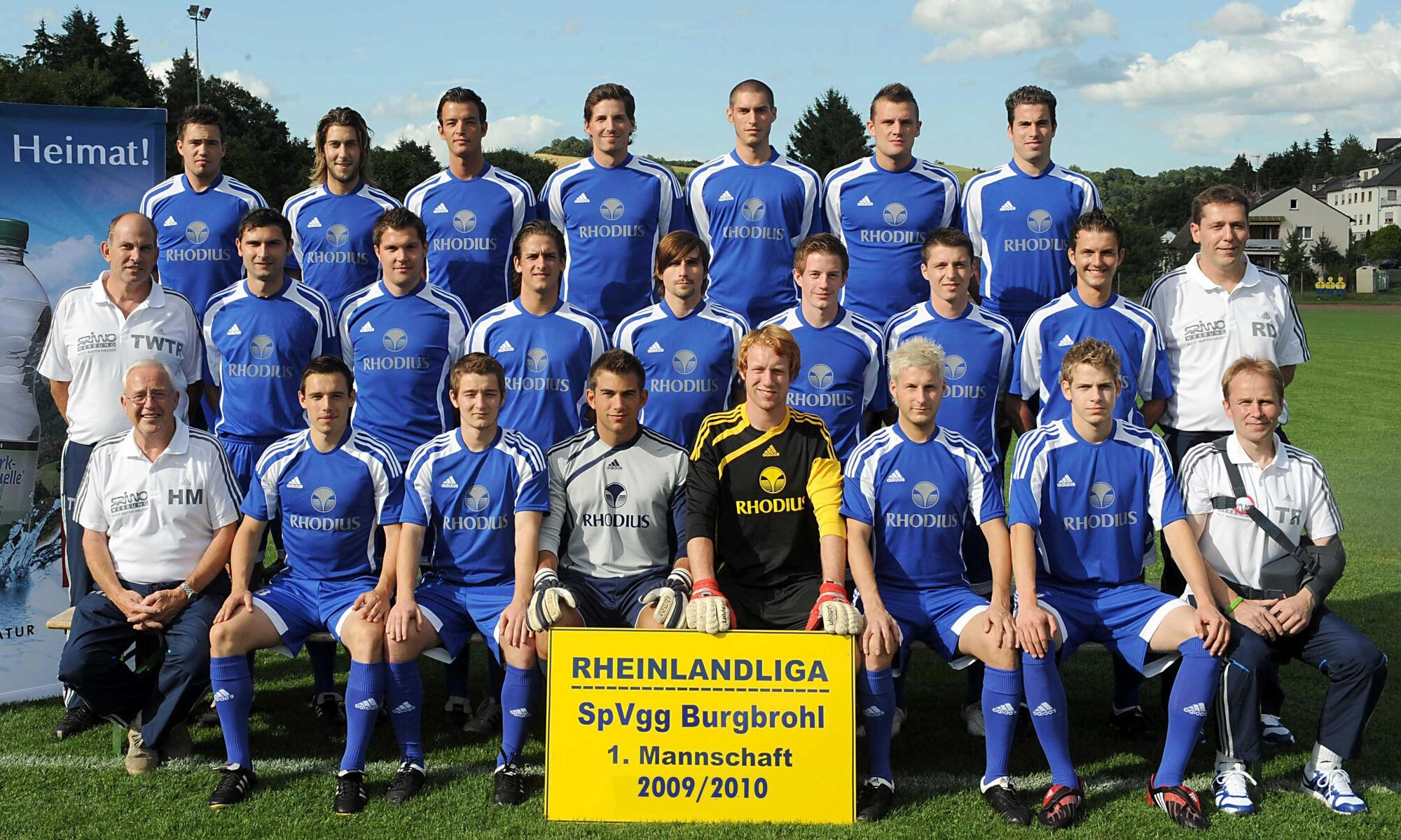 Burgbrohl Fußball