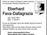 Eberhard Fava-Dallagrazia