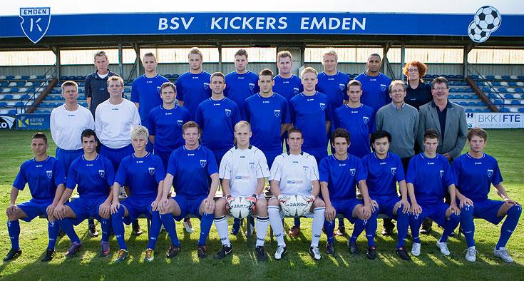 Saisonubersicht 2010 11 Bsv Kickers Emden Deutsches