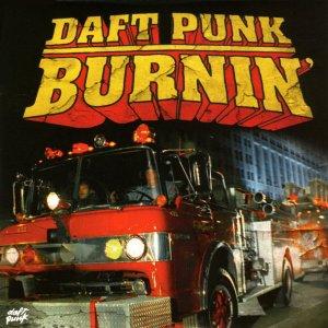 Burnin'-okładka
