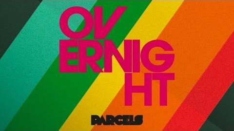 """Gwtv/Daft Punk collaborates with The Parcels with """"Overnight"""""""