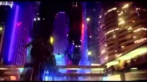 DaftPunkGuy/Pacific Rim Trailer (Yeezus Style)