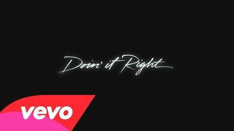 Daft Punk - Doin' it Right (Official Audio) ft
