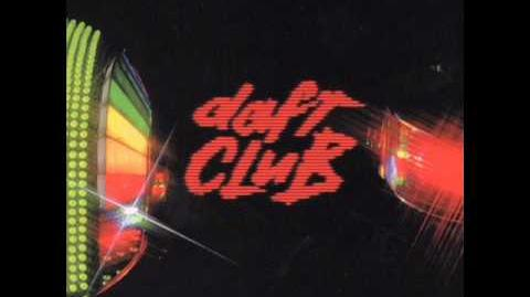 Daft Punk - Ouverture - Daft Club