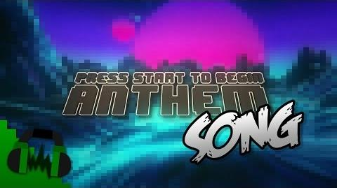 """PRESS START TO BEGIN ANTHEM"" Song - DAGames"