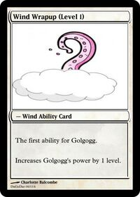Wind Wrapup (Level 1)