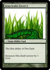 Grass Scales (Level 1)