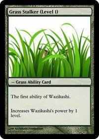 Grass Stalker (Level 1)
