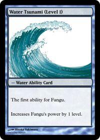 Water Tsunami (Level 1)