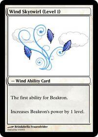 Wind Skytwirl (Level 1)
