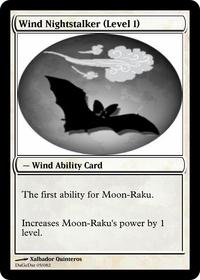 Wind Nightstalker (Level 1)