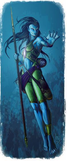 Aquatic Elves | Okarth Wiki | FANDOM powered by Wikia