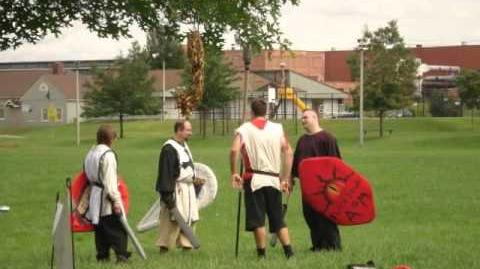 Introducing the Teutonic Knights.
