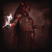 Azazhael Character Study by Mavrosh