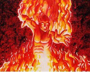 Бог огня