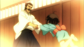 Hyougo and her father