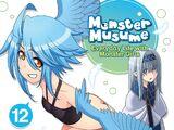 Monster Musume (manga) Volume 12