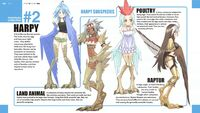 Monster Musume End Card 02 English