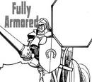 Centorea's Weapons