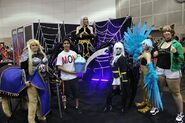 Monster musume group centorea and papi by haphazardhatters-dac4cjc
