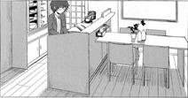 Hidenori cooking