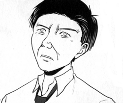Mr Tabata manga 1