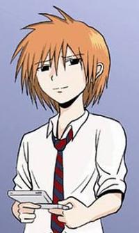 SCP manga