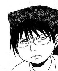 Nago manga