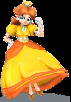 Princess Daisy 01