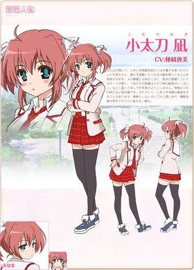 Daitoshokan-No-Hitsujikai-Character-Design-Nagi-Kodachi-1