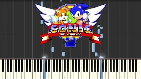 Sonic the Hedgehog 2 - Emerald Hill Zone Piano Tutorial
